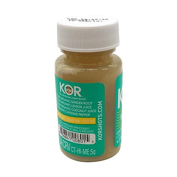 Organic Wellness Ginger Shot, 1.7 fl oz 4