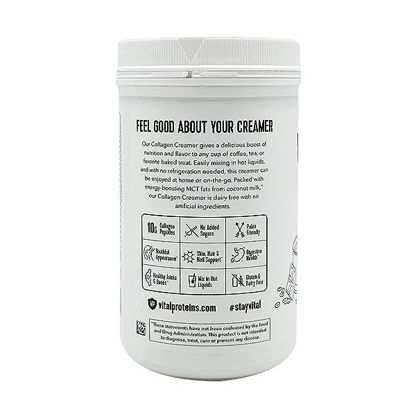 Mocha Collagen Creamer, 11.2 oz 3
