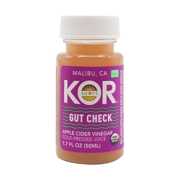 Organic Gut Check Shot, 1.7 fl oz 1