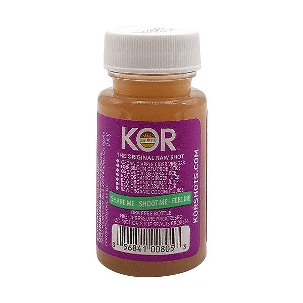Organic Gut Check Shot, 1.7 fl oz 3