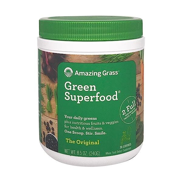The Original Green Superfood, 8.5 oz 1