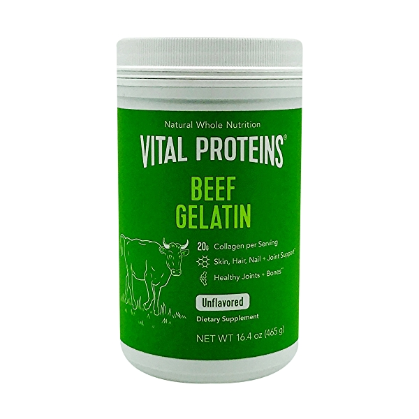 Beef Gelatin, 16.4 oz 1