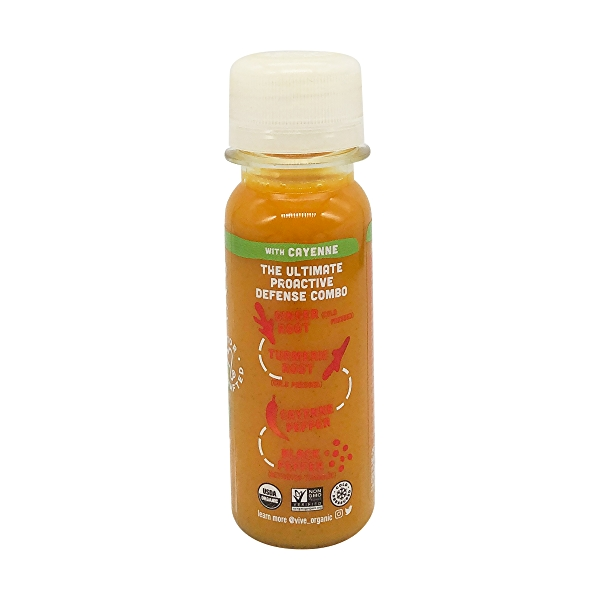 Organic Cayenne Immunity Boost Wellness Shot, 2 fl oz 2