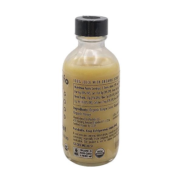 Organic Ginger Juice Shot, 2 fl oz 2