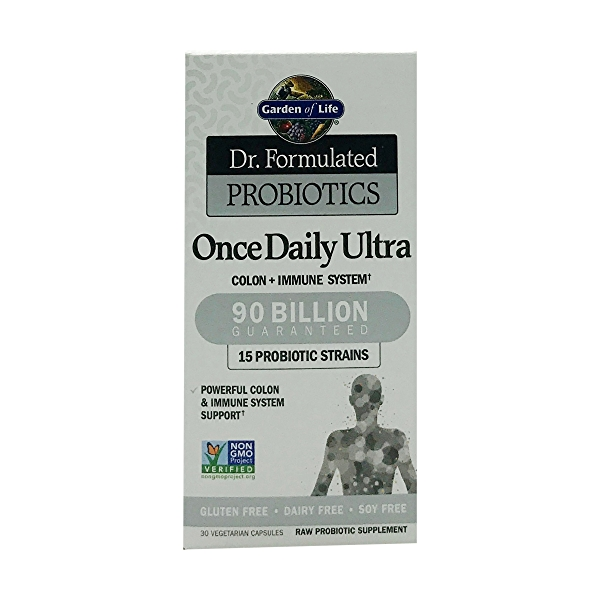 Dr Formulated Once Daily Probiotics 1