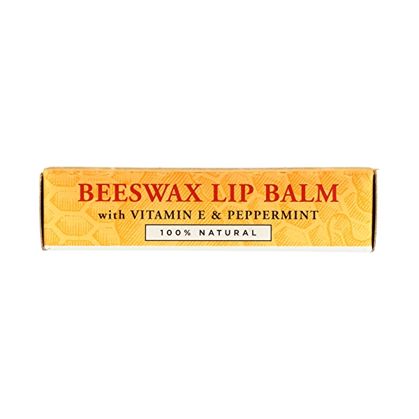 Beeswax Lip Balm 4pk 2