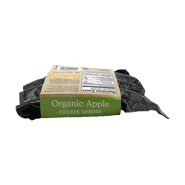 Organic Apple Chicken Sausage 2