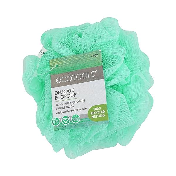 Ecopouf® Delicate Bath Sponge, 1 each 3