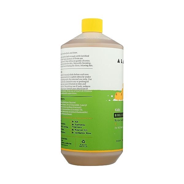 Bubble Bath Coconut Chamomile, 32 fl oz 5