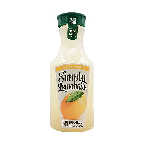 All Natural Lemonade, 52 fl oz 1