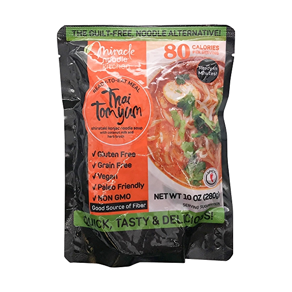 Ready To Eat Thai Tom Yum Soup, 10 oz 1