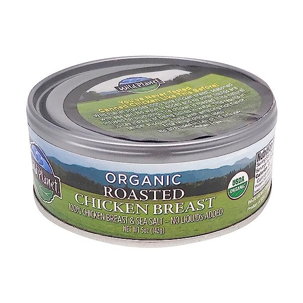 Organic Roasted Chicken Breast & Sea Salt 1