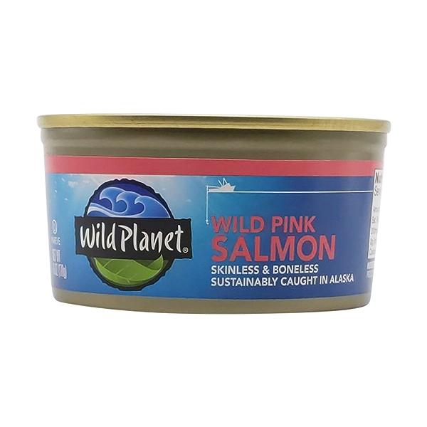 Wild Pink Salmon 1