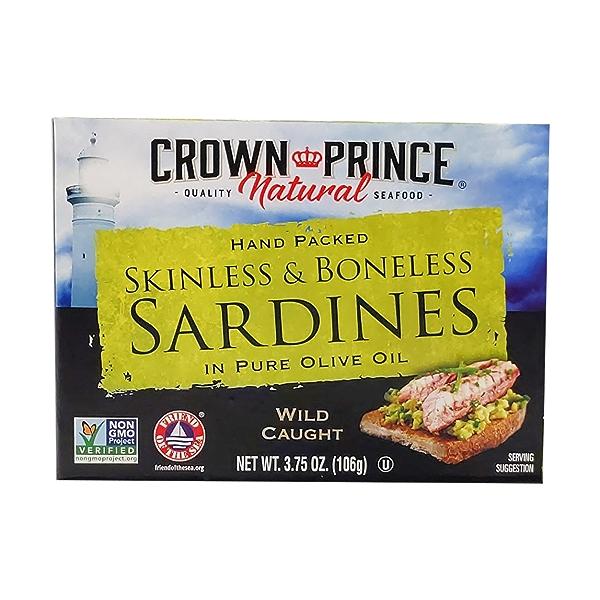 Skinless Boneless Sardines In Olive Oil 1