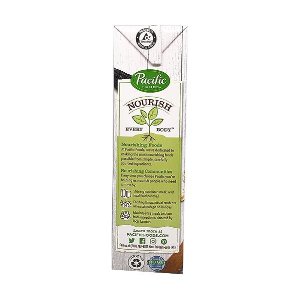 Organic Vanilla Oat Non-Dairy Beverage, 32 fl oz 5