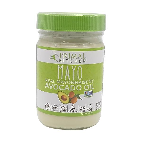 Mayo Made With Avocado Oil, 12 fl oz 1