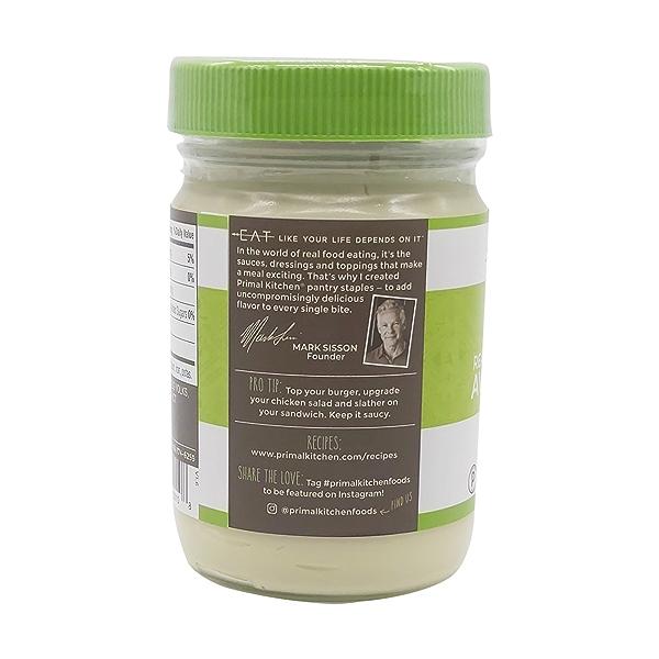 Mayo Made With Avocado Oil, 12 fl oz 3