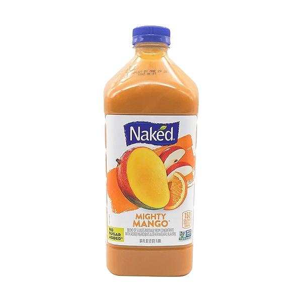 Naked Mighty Mango Juice, 64 fl oz 1