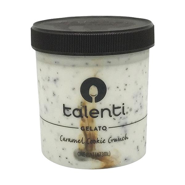Caramel Cookie Crunch Gelato, 1 pint 1