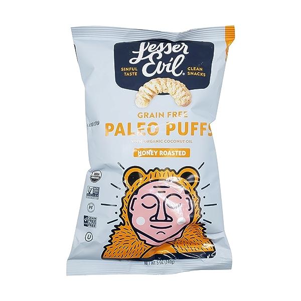 Honey Roasted Paleo Puffs, 5 oz 1