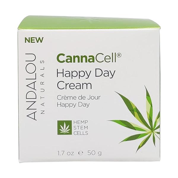 Cream Happy Day Cannacell, 1.7 oz 1