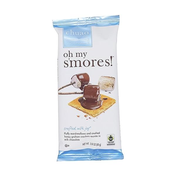 Chuao Oh My Smores! Chocolate, 2.8 oz 1