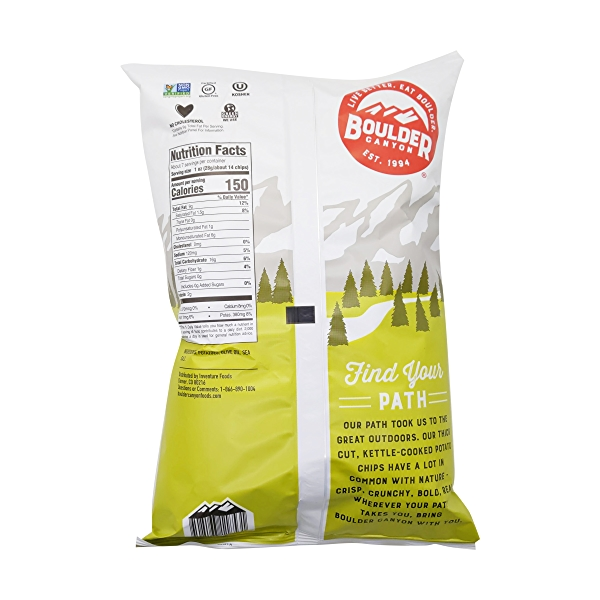 Olive Oil Potato Chips, 6.5 oz 2