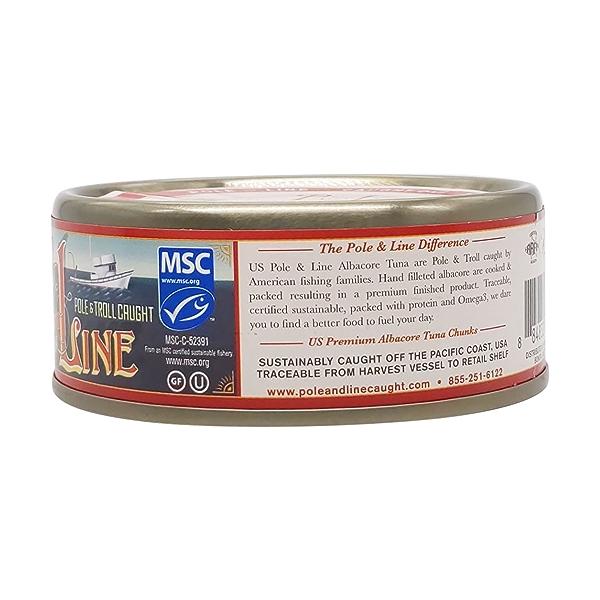 Albacore Tuna - No Salt Added 4
