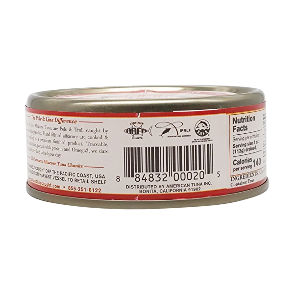Albacore Tuna - No Salt Added 5