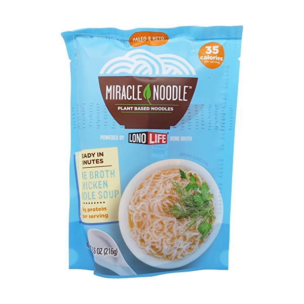 Bone Broth Chicken Noodle Soup, 7.6 oz 1