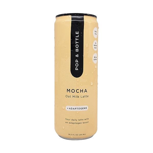 Mocha Oat Milk Latte, 10.5 fl oz 1