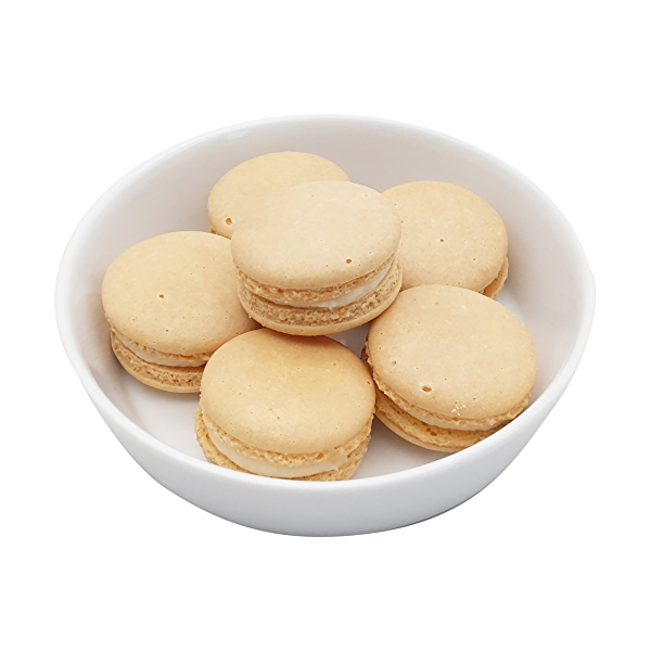 Vanilla Macarons 6 count 2