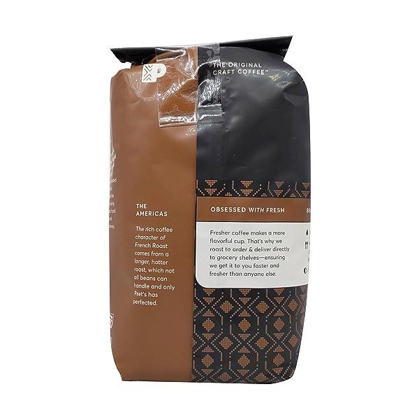 French Roast Ground Coffee, 12 oz 3