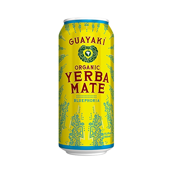Organic Bluephoria Yerba Mate, 15.5 fl oz 1