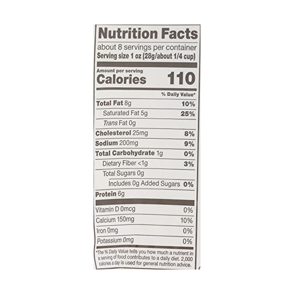 Organic Mexican Blend Cheese Shreds, 8 oz 3