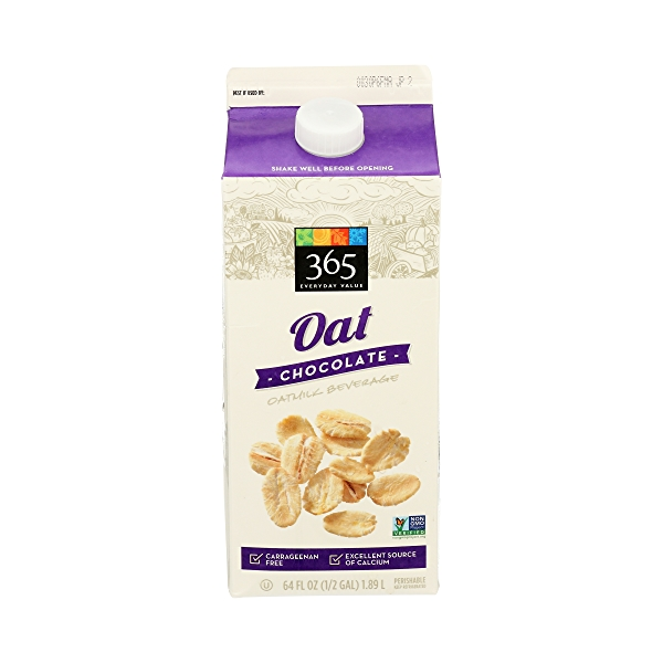 Chocolate Oatmilk, 64 fl oz 1