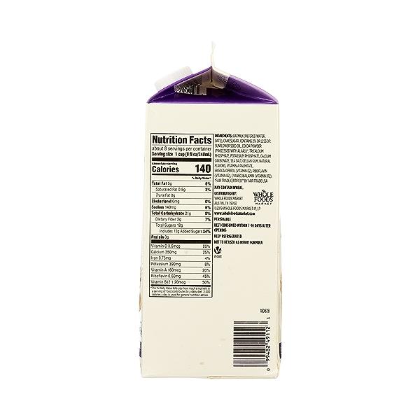 Chocolate Oatmilk, 64 fl oz 2