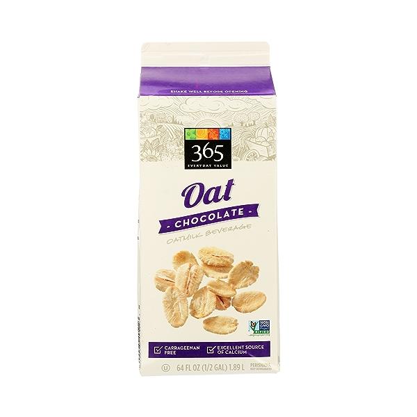 Chocolate Oatmilk, 64 fl oz 3