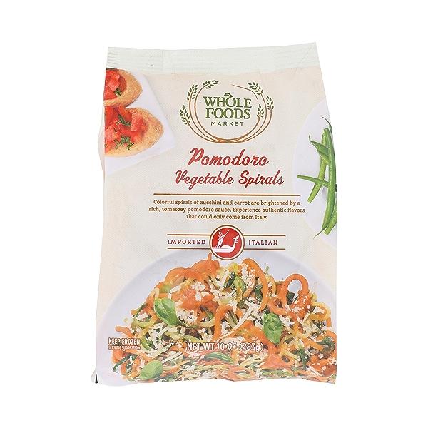 Pomodoro Vegetable Spiral, 10 oz 1