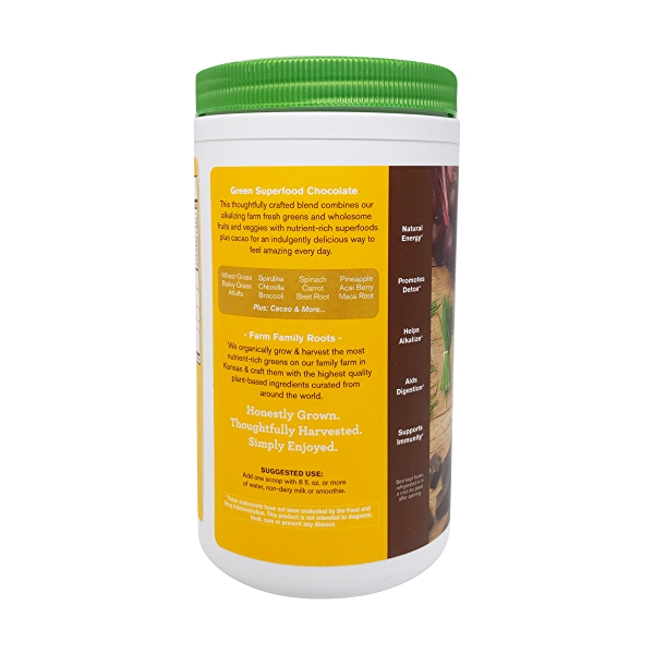 Cacao Infusion Chocolate Superfood (17 Oz) 3