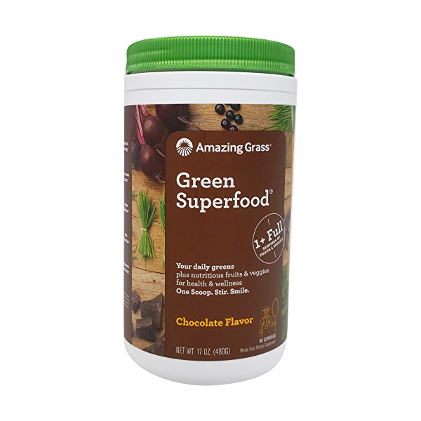 Cacao Infusion Chocolate Superfood (17 Oz) 1