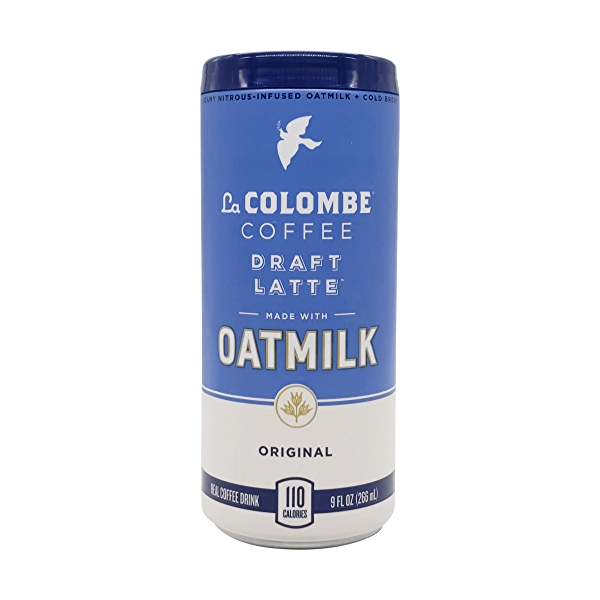 Original Draft Latte With Oatmilk, 9 fl oz 1