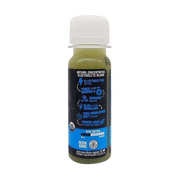 Organic Electro Restore Sport Shot, 2 fl oz 3