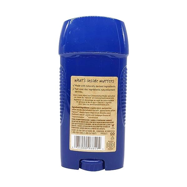 Northwoods Men's Deodorant, 2.8 oz 2