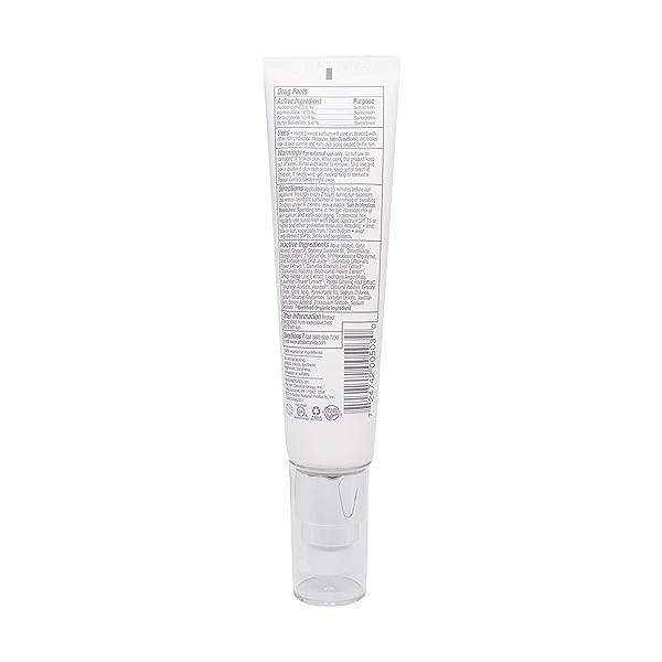Facial Sheer Shield Sunscreen Spf 45, 2 oz 2