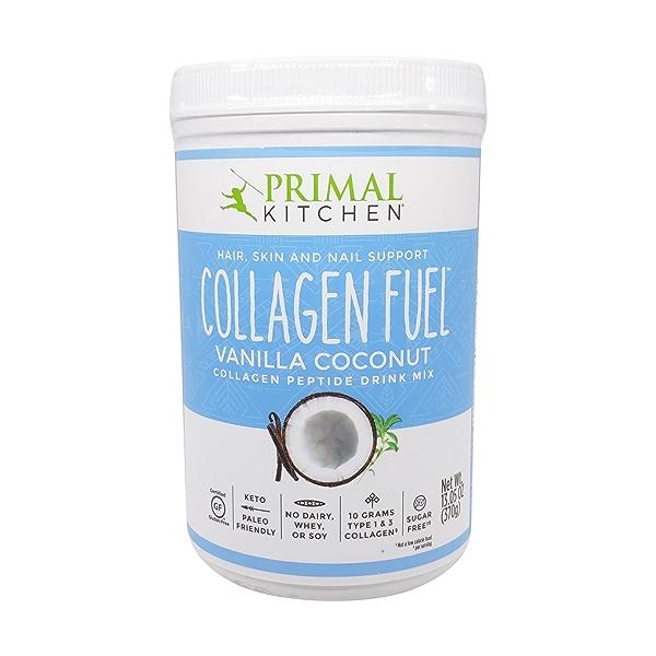 Vanilla Coconut Collagen Fuel, 13.05 oz 1