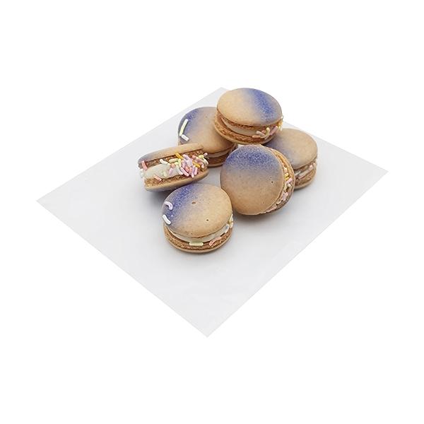 Birthday Macarons, 6 each 2