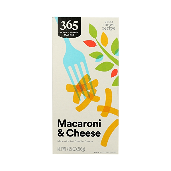 Macaroni & Cheese, 7.25 oz 1
