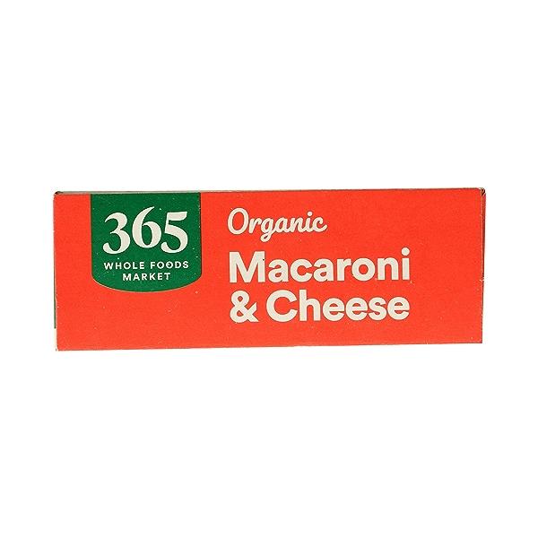 Organic Macaroni And Cheese, 6 oz 4