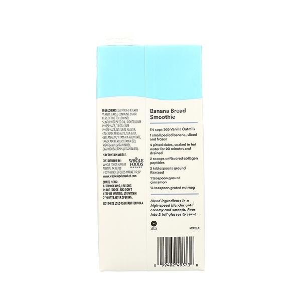 Vanilla Oatmilk, 32 fl oz 3